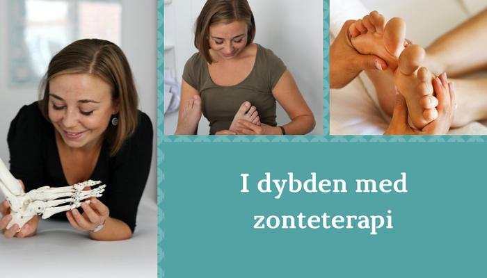 I dybden med Zoneterapibehandling